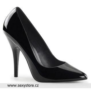Klasické černé lodičky SEDUCE-420/B