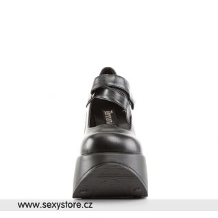 Goth dámská obuv DYNAMITE-03