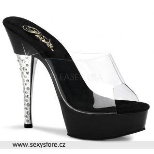 Erotická obuv DIAMOND-601/C/B
