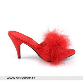 AMOUR-03 pantofle a nazouváky velikost 41