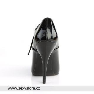 Černé lodičky SEDUCE-460/B