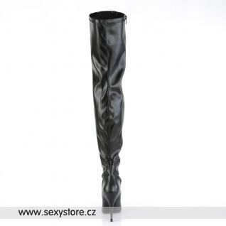 SEDUCE-3000 dámské kozačky velikost 44