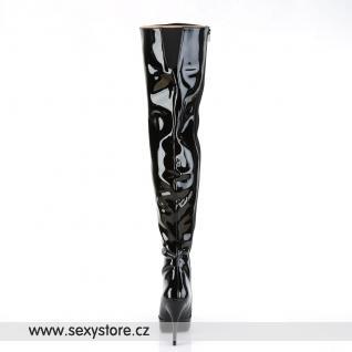 SEDUCE-3010 dámské kozačky velikost 44