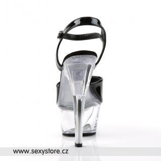 KISS-209 boty na podpatku s platformou velikost 35 skladem