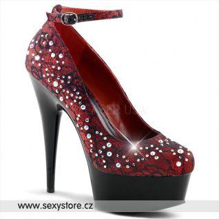 Luxusní boty DELIGHT-686LC/BYSA/B