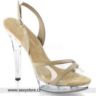 Elegantní společenská obuv LIP-137/TPPU/C