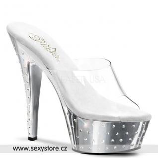 STARDUST-601 pantofle a nazouváky velikost 41