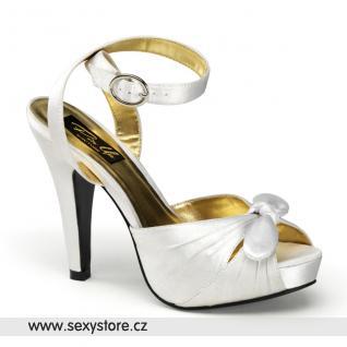 Sandálky na podpatku BETTIE-04/IVSA