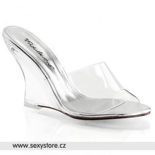 LOVELY-401 pantofle a nazouváky velikost 35