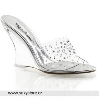 LOVELY-401RS pantofle a nazouváky velikost 41