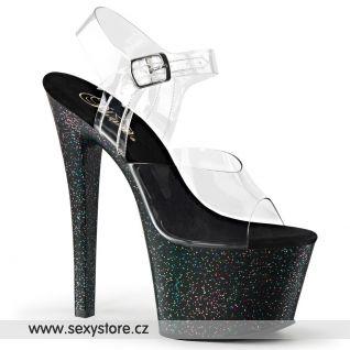 SKY-308MG/C/B Luxusní sexy obuv na vysokém podpatku