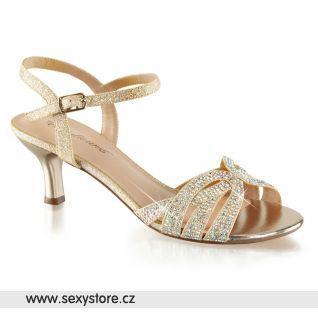 Béžové sandály AUDREY-03/NUFA