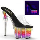 Svítící sexy pantofle ADORE-701SRS ADO701SRS/C/NMC