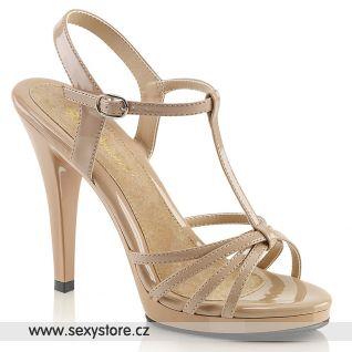 Tělové páskové sandály FLAIR-420 FLA420/ND/M