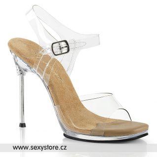 Společenské sandály CHIC08/C-T/C