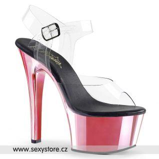 ASPIRE-608 Růžové sexy boty ASP608/C/BPCH